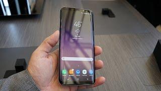 Meet the Samsung Galaxy S8+!