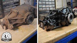 BMW E30 Limited Slip Differential Restoration