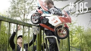 #185: Mini Bike Race in een Pretpark [OPDRACHT]