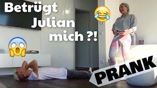 BETRÜGT JULIAN MICH ?! :O ... PRANK   BibisBeautyPalace