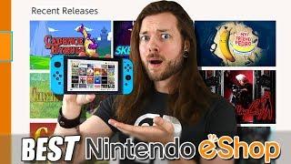 10 BEST NEW Nintendo Switch eShop Games Worth Buying