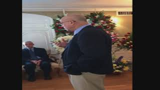 Man Delivers Bad Funeral Speech