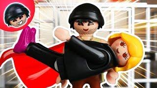 KARLCHEN KNACK #14 - Karlas heldenhafte Rettung! Playmobil Polizei Film