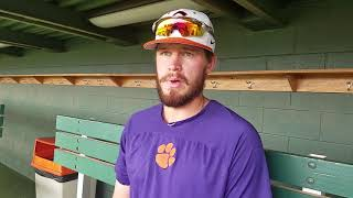 TigerNet.com: Seth Beer fall practice