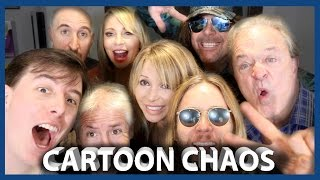 Cartoon Chaos!! | Thomas Sanders