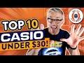 Top Ten Casio Watches Under $30!mp3