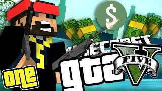 Minecraft GTAV: A NEW START WITH ALL THE MONEY!! [1]