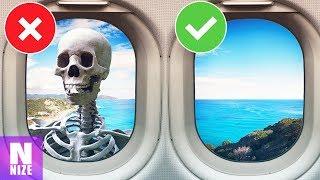 10 Dinge Die Du Niemals In Einem Flugzeug Tun Solltest!!