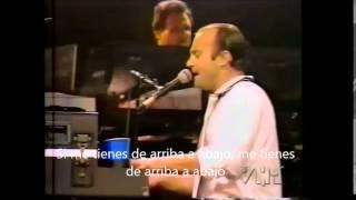"""PHIL COLLINS """"INSIDE OUT"""" (Live, 90) SUBTITULADO AL ESPAÑOL"""