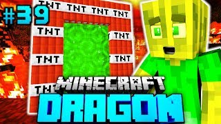 ÜBERRASCHUNG im TNT PORTAL?! - Minecraft Dragon #39 [Deutsch/HD]