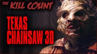 Texas Chainsaw 3D (2013) KILL COUNT