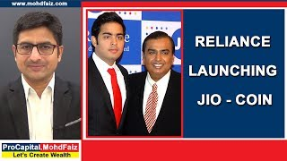 RELIANCE Launching JIO COIN