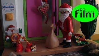 Playmobil Film deutsch Nikolaus  / Kinderfilm / Kinderserie von Familie Jansen