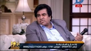 """العاشرة مساء   الفنان عدوية:"""" حلمى بكر كان بيشتغل ميكانيكى والله يسامحه"""""""