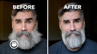How I Style my Beard | Greg Berzinsky