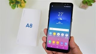 Unboxing Samsung Galaxy A8 (2018) Indonesia!