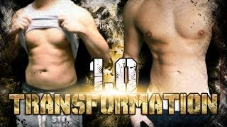 TRANSFORMATION 1.0 | 4 Monate Training