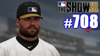 SIGNING WITH NEW TEAM!   MLB The Show 18   Road to the Show #708