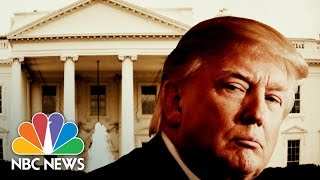 How President Donald Trump's 36% Approval Rating Compares To Past Presidents | NBC News