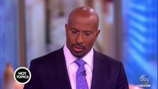 Van Jones On Rise In Hate Crimes Among Young People | The View