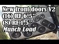 HVCA - NEW ROCKFORD FOSGATE DOOR PANELS ...mp3