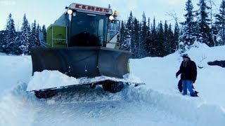 The Snowbine Harvester Part 1   Top Gear   BBC