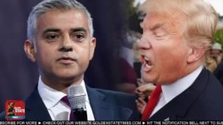 "Londonstan Mayor attacks Trump says"" Trump will not get Red Carpet Treatment"""