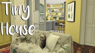 The Sims 4: Speed Build- TINY HOUSE + C... 5 days ago