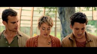 The Divergent Series: Insurgent clip 1,2 and 3