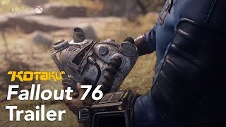 Fallout 76 Trailer At E3 2018