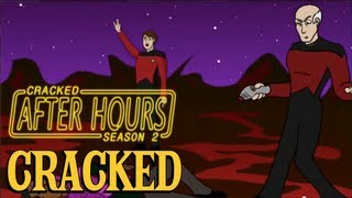 Why The Star Trek Universe is Secretly Horrifying | After Hours