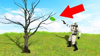 THE TREE LEAF IS A PROP! (GMOD Prop Hunt)