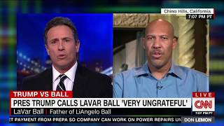 LaVar Ball's CNN interview, annotated
