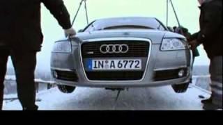Audi A6 Quattro   the making of die Schanze 2005