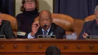 Rep. John Lewis Opposes Budget