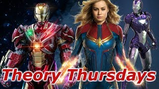 Iron Man Infinity Stone Suit - Tony