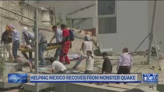 Mexicans in NC look to help those affected by earthquake
