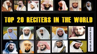 top 20 reciters in the world