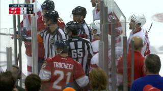 Gotta See It: Kronwall victimizes Smith after suicide pass