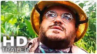 JUMANJI 2 Trailer 2 Español (Extendido) 2017