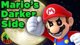 The DARK SIDE of Super Mario Odyssey!