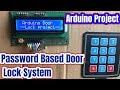 Password Based Door Lock System Using Ar...mp3
