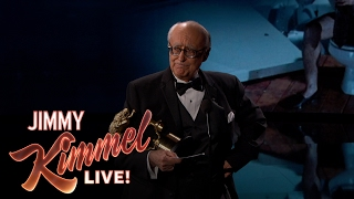 Jurassic Park Toilet Guy Accepts Lifetime Achievement Award