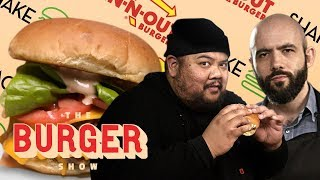 Binging With Babish Cooks In-N-Out and Shake Shack Clones | The Burger Show