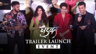 Dhadak   Trailer launch event   Janhvi & Ishaan   Shashank Khaitan   Karan Johar