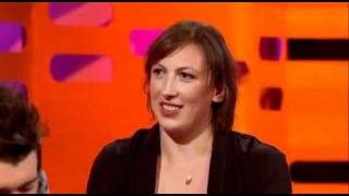 Adele on The Graham Norton Show