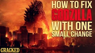 How to Fix Godzilla with One Small Change