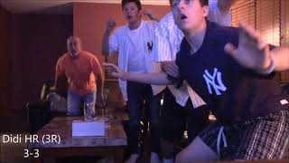 Yankees Fan Reaction - Wild Card - Yankees vs Twins