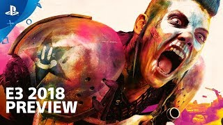 Rage 2 Preview | PlayStation Live From E3 2018
