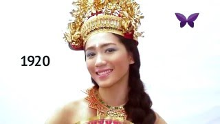 100 Years of Beauty : Indonesia